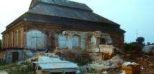 Oszmiany, synagoga fot.  Unomano (Wikipedia)