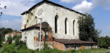 Podhajce, synagoga, fot. Selenov (Wikipedia)