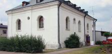 Józefów, synagoga fot. Pibwl (Wikipedia)