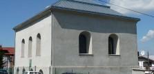 Rymanów, synagoga, fot. Bonio (Wikipedia)