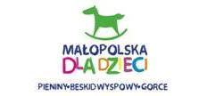 Szlak Małopolska dla Dzieci logotyp 223x108