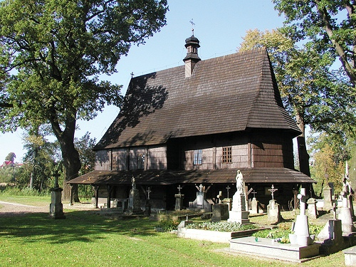Kościół św.Leonarda wLipnicy Murowanej, fot.M. Klag (MIK)