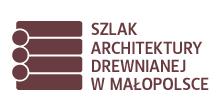 Szlak Architektury Drewnianej w Małopolsce logotyp 223x108