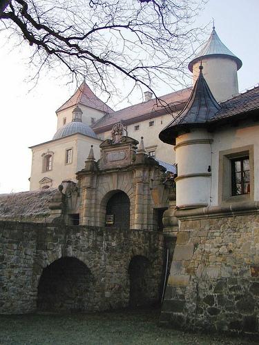 Zamek wNowym Wiśniczu, fot.M. Klag