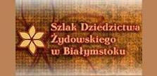 Szlak Dziedzictwa Żydowskiego w Białymstoku logotyp 223 x 108