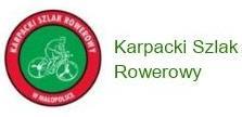 Karpacki Szlak Rowerowy logotyp 223x108