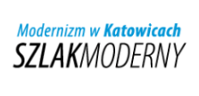 Szlak moderny w Katowicach logotyp 223 x 108