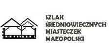 Szlak Średniowiecznych Miasteczek Małopolski logotyp 223 x 108