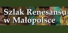 Szlak Renesansu w Małopolsce logotyp 223 x 108