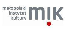 Małopolski Instytut Kultury logotyp 223 x 108